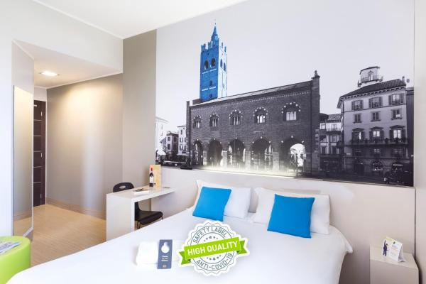 B&B Hotel Milano-Monza 3* (37 отзывов) в Монца, Ломбардия ...