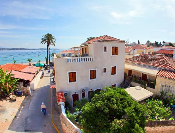 Квартира дом в остров Спеце италии