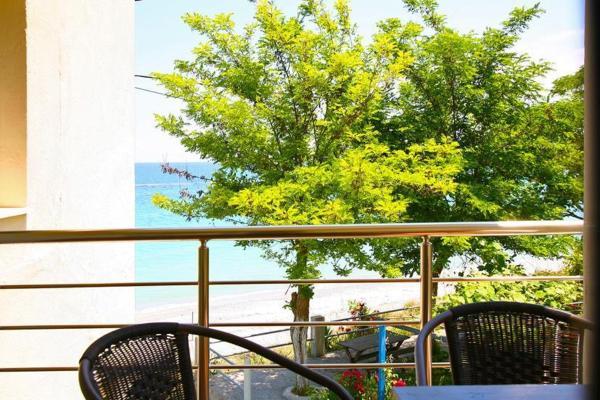 Дом в Литохоро видом на море