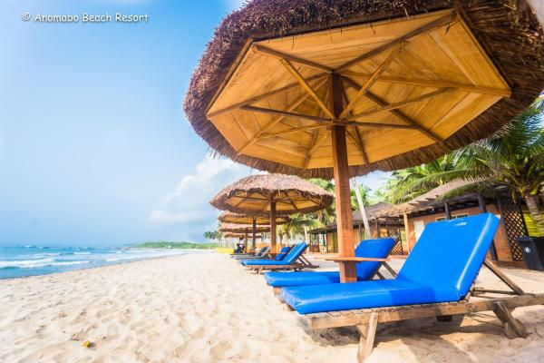 Anomabo Beach Resort 2 9 отзывов в