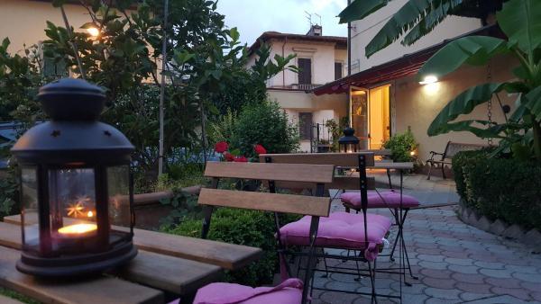 Hotel Soggiorno Athena 3* (27 отзывов) в Пиза, Тоскана, Италия ...